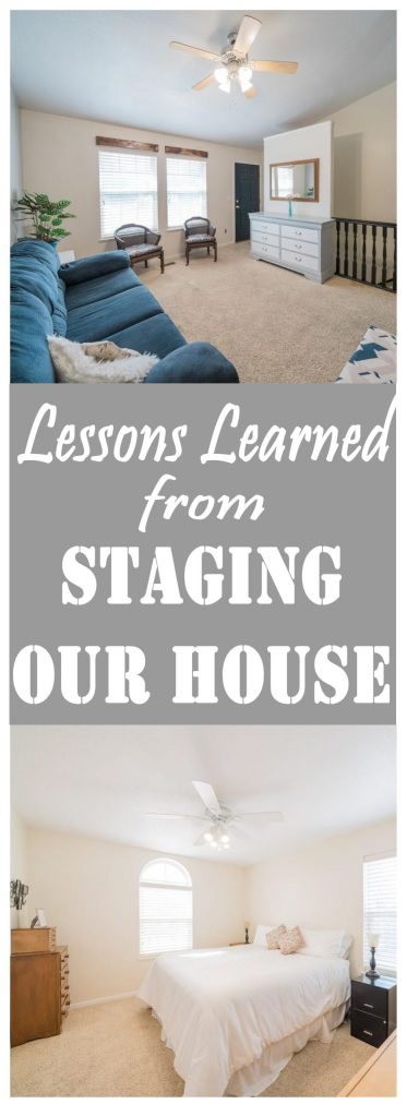 Mistakes I Didn't Know I Was Making Until We Staged Our House to Sell