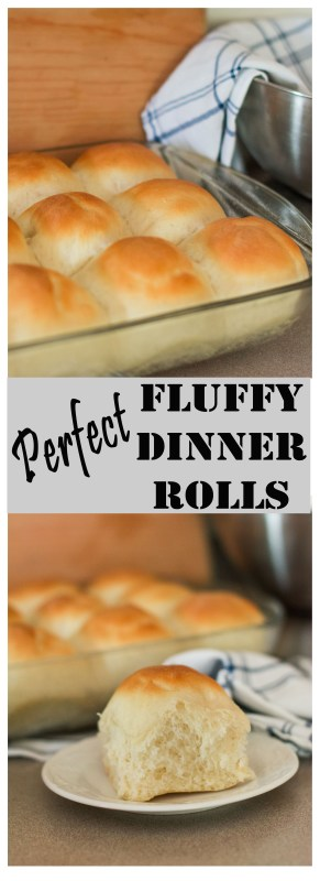 I tried out a decent number of recipes in search for my favorite go-to recipe for perfect dinner rolls, and I finally found it in this winner from Our Best Bites!