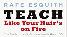Teach Like Your Hair's On Fire Book Review