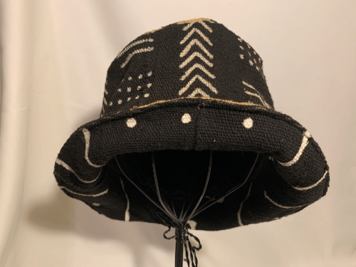 Mud Cloth Hat #65