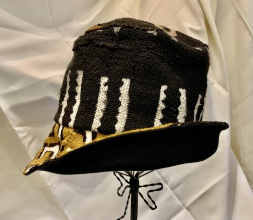Mud Cloth Hat #51
