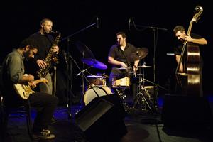 Rodrigo Amado Quarteto © Vera Marmelo
