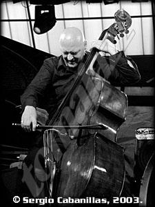 Dan Berglund © Sergio Cabanillas, 2003