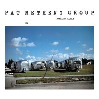 Pat Metheny Group: los 70 (1977-1979). Watercolors, Pat Metheny Group, American Garage