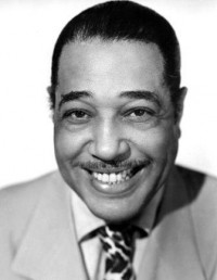 """Duke Ellington - publicity"" by Unknown - eBay. Licensed under Public domain via Wikimedia Commons."