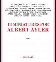 13 miniatures for albert ayler