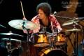 Terri Lyne Carrington (Invitada especial: Dianne Reeves) (XV Festival Internacional de Jazz San Javier, San Javier, Murcia, 14-VII-2012)