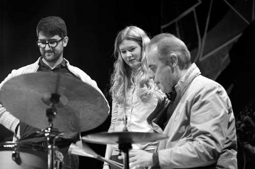 Albert Sanz, Flo Moore, Stephen Keogh · Vila-Real, 2013/03/01