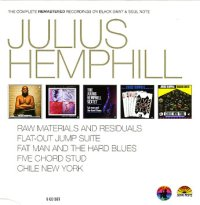 julius hemphill_the complete remastered recordings on black saint and soul note