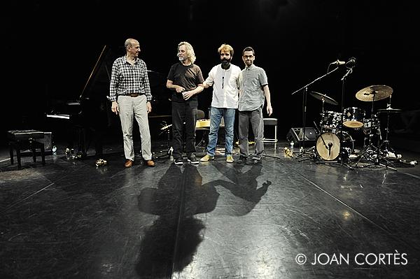 12_AGUSTÍ FERNÁNDEZ LIQUID TRIO + JOE MORRIS (©Joan Cortès)_14jul13_TLliure_GFBcn