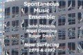 Tomajazz recomienda… Challenge / New Surfacing (Spontaneous Music Ensemble)