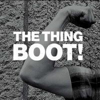 The Thing Boot