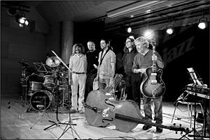 Juan Camacho Quinteto © Sergio Cabanillas