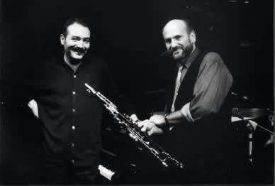 Lluis Vidal y Dave Liebman