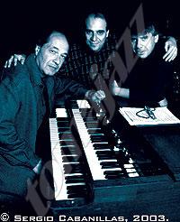 Santiago de la Muela B-Trio por Sergio Cabanillas