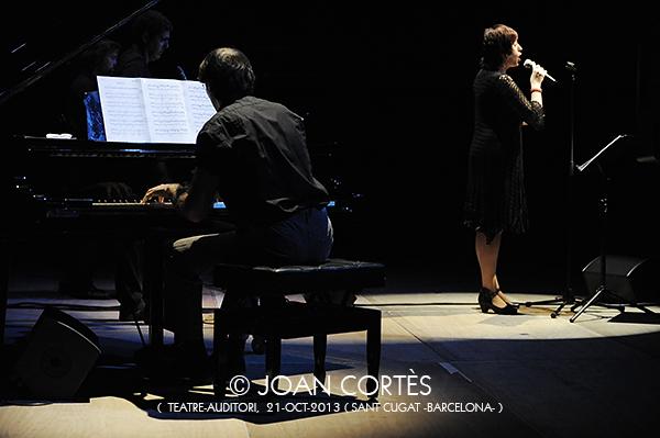 06_CARLES I JOAN MARGARIT (©Joan Cortès)_21oct13_45FIJazzBcn_TeatreAuditori_Sant Cugat (Bcn)