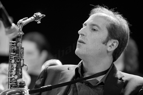 Bob Sands, Madrid, 2008 © Sergio Cabanillas, 2014.