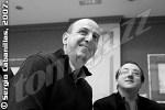 Agustí Fernández y Ramón López © Sergio Cabanillas, 2007