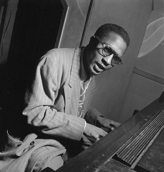 Thelonious Monk Minton's Playhouse New York, N.Y., ca. Sept. 1947  Photograph by William P. Gottlieb
