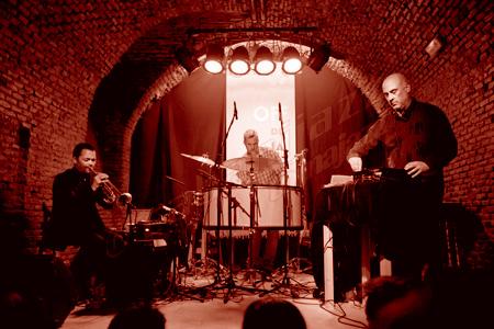 Arve Henriksen Trio © Sergio Cabanillas, 2014