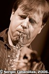 Chris Potter © Sergio Cabanillas, 2006