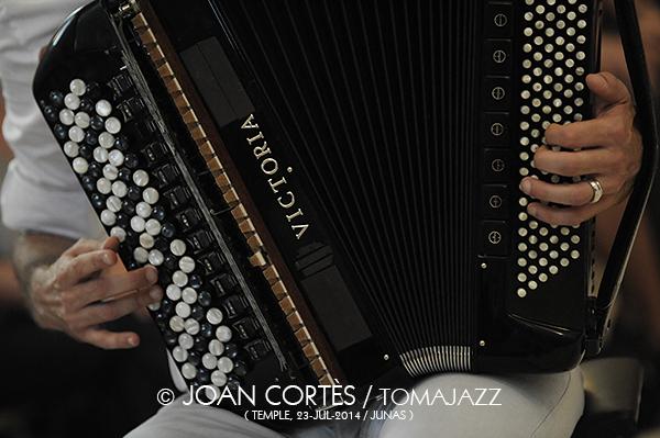 F07_VICENT PEIRANI (©Joan Cortès)_23jul14_Jazz à Junas