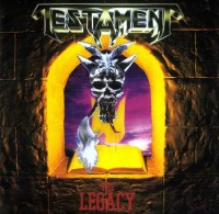 Testament_The Legacy_Atlantic-Megaforce_1987