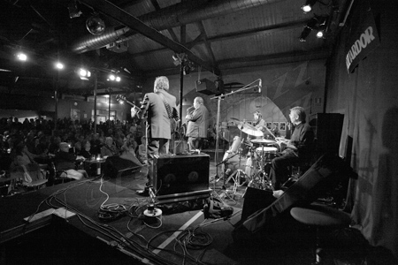 Lou Donaldson Quartet © Sergio Cabanillas, 2014