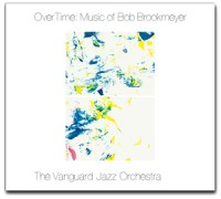 The Vanguard Jazz Orchestre_Over Time_Planet Arts 2014