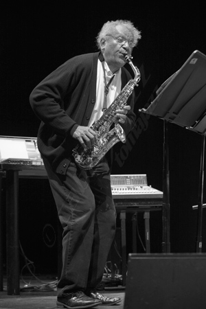 Anthony Braxton © Sergio Cabanillas, 2015