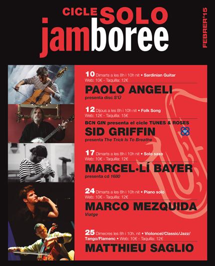 Cicle Solo Jamboree 2015