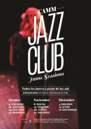 La Asociación de Jazz de Málaga compagina actividad formativa con programación en directo estrenando un nuevo Club