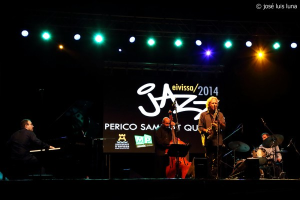 Perico Sambeat Quartet © José Luis Luna Rocafort
