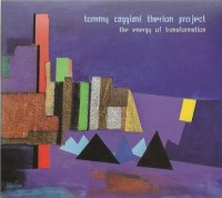 Tommy Caggiani Therion Project the energy of transformation