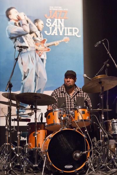 Concierto de Dianne Reeves el día 22 de julio de 2015 en el XVIII Festival Internacional de Jazz de San Javier