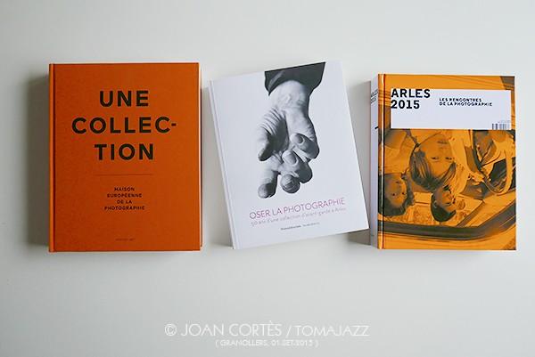 02_Tres llibres d'Arles (©Joan Cortès)_150901_Grnllrs