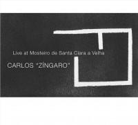 Carlos Zíngaro - Live at Mosteiro de Santa Clara a Velha