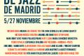 JazzMadrid 15 (Auditorio Conde Duque, Madrid. 5 al 27 de noviembre) [Noticias]