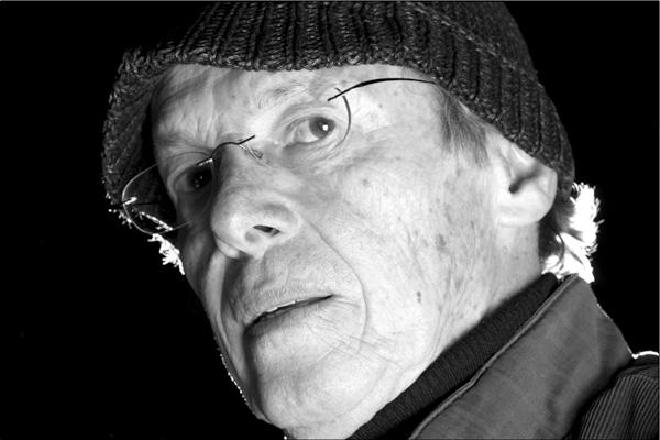 Dick Angstadt (retrato) © Sergio Cabanillas, 2009