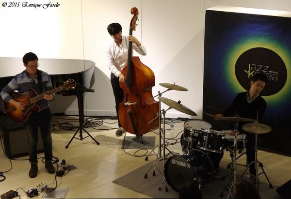 Jo Young Deok Trio