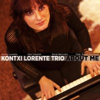 Kontxi Lorente_About Me_Sedajazz Records_2015