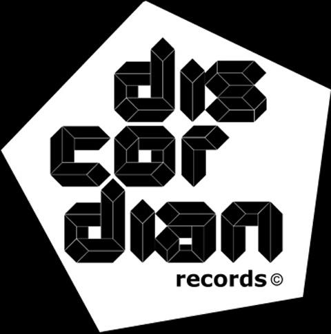discordian records logo cuadrado