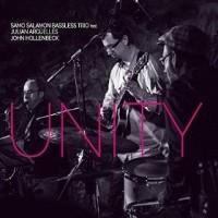 Samo Salamon Bassless trio feat. John Hollenbeck - Julian Argüelles_Unity_Samo Records_2016