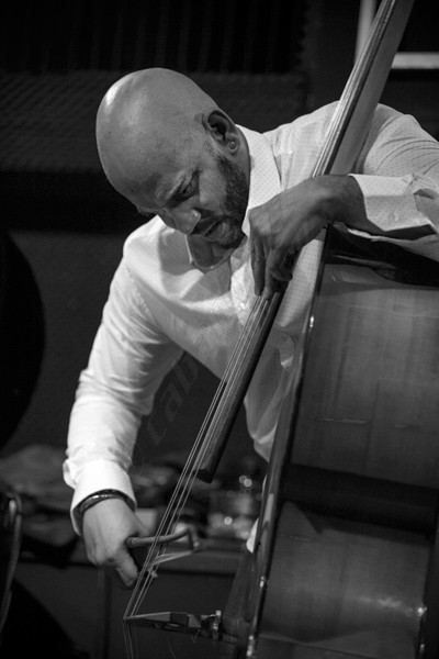 Eric Revis © Sergio Cabanillas, 2016