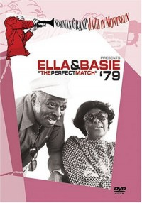 Ella Fitzgerald - Count Basie_The Perfect Match'79_Eagle Vision_2004_DVD