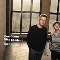 Uwe Oberg - Silke Eberhard_Turns_Leo Records_2016