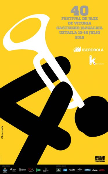 40 Festival de Jazz de Vitoria - Gasteiz