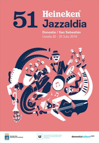 51 Heineken Jazzaldia 2016