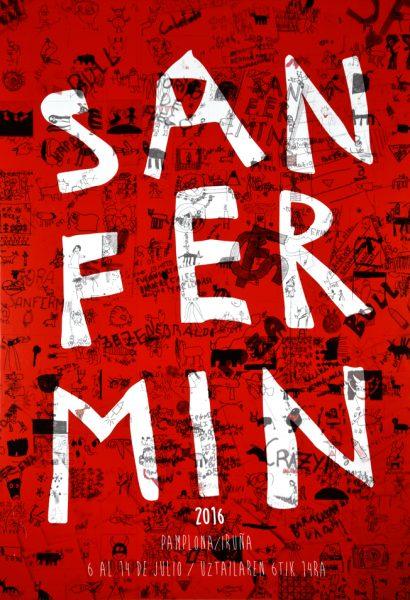 Cartel-Sanfermin-2016-7-Sanmarrrazkin