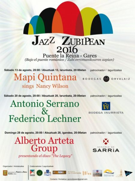 Cartel Festival Zubipean